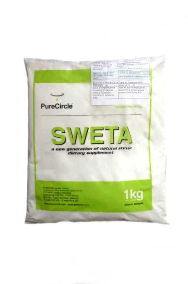 Сахарозаменитель Стевиозид СВИТА SWETA купить 1 кг. цена в Москве