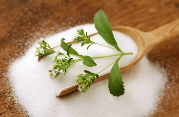 Природный заменитель сахара стевия