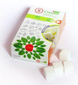 кубики стевия кусочки сахара