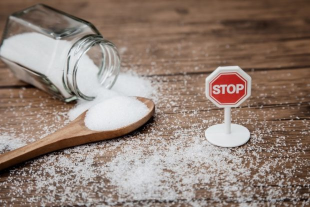 Стевия — не калорийная замена сахара