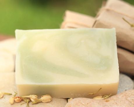 Мыло из стевии